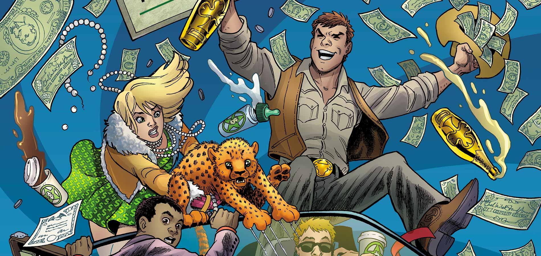Rare Comics Worth Money - #GolfClub
