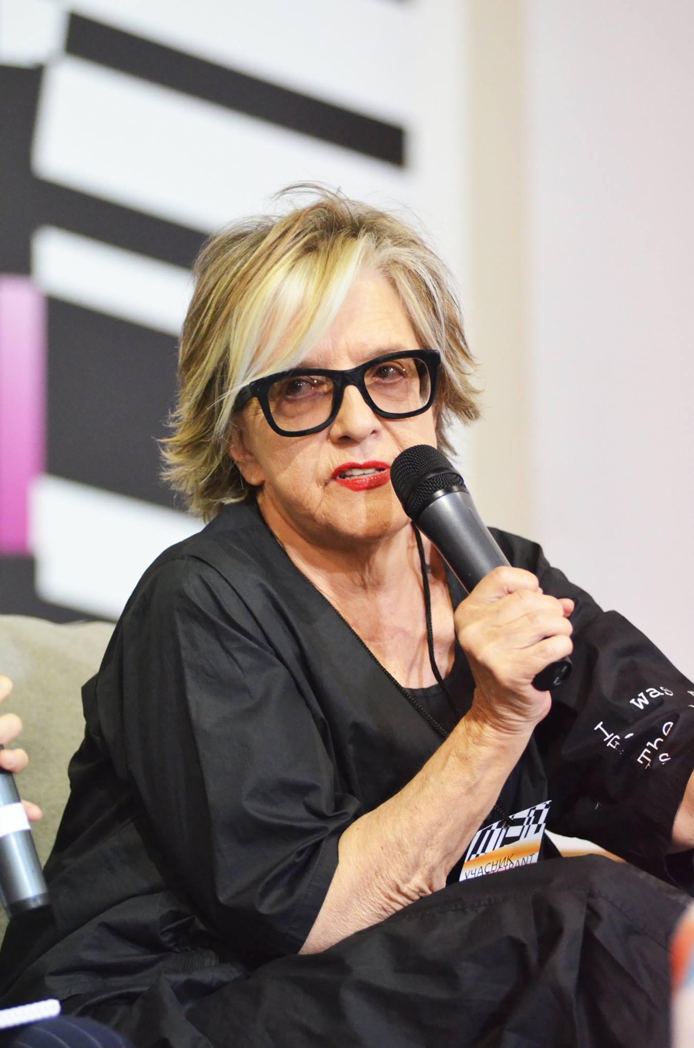 хорватська письменниця і журналісткаСлавенкаДракуліч