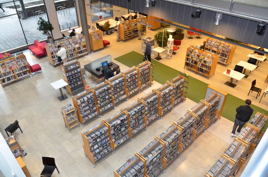 бібліотека року